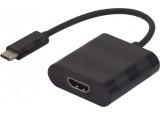 Convertisseur USB Type-C vers HDMI 2.0 4K @ 60 Hz