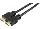 Câble HDMI HighSpeed - Noir - (1,5m)