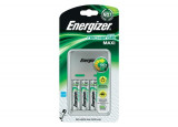 ENERGIZER CHARGEUR D'ACCUS + 4 ACCUS LR06 AA NiMH