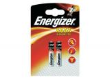 ENERGIZER PILES ALCALINE LR61 AAAA BLISTER DE 2