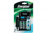 ENERGIZER CHARGEUR 4 ACCUS 1 HEURE + 4 ACCUS LR6AA