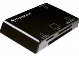 TRANSCEND TS-RDP8K Lecteur de cartes USB 2.0 (13 en 1) Noir