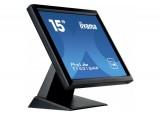 Ecran IIYAMA T1531SAW-B3 4/3 VGA/DVI + HP - 15'' Tactile