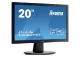 Ecran IIYAMA E2083HSD-B1 VGA/DVI + HP - 20''