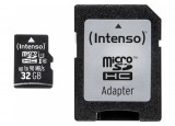 INTENSO Carte MicroSDHC UHS-I Professional Class 10 - 32Go