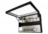Traitement anti-reflets pour caisson - 181283