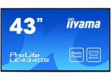 """IIYAMA LE4340S affichageur professionnel 43"""" Full HD"""