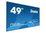 """IIYAMA LH4982SB-B1 afficheur professionnel 49"""""""