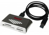 Lecteur de cartes KINGSTON FCR-HS4 USB 3.0 Media Reader