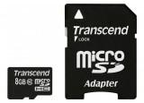 TRANSCEND Carte MicroSDHC Class 10 - 16Go