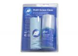 AF Kit de nettoyage écrans fragiles (nettoyant + chiffon)