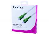 DACOMEX Jarretière simplex OS2 SC-APC / SC-APC - 3 m