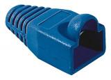 Manchons bleu diam 6 mm (sachet de 10 pcs)