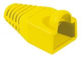 Manchons jaune diam 6,5 mm (sachet de 10 pcs)