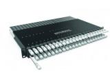 PATCHBOX PLUS 365 équipé de 24x Cordons CAT6 U/FTP Gris 0,8 m