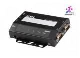 ATEN SN3002 serveur RS-232 2x DB9 Sécurisé sur IP