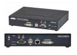 Aten KE6900T extendeur KVM DVI-I/USB sur IP - Emetteur seul