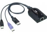 ATEN KA7189 MODULE KVM CAT5 DP+USB+CARTE PUCE V.MEDIA