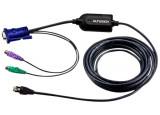 ATEN KA7920 MODULE VGA/PS2 avec cable Cat5 intégré 4.5m