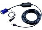 ATEN KA7970 MODULE VGA/USB avec cable Cat5 intégré 4.5m