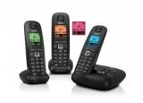 Gigaset A540A trio téléphone sans fil DECT avec répondeur