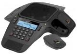 Alcatel conference 1800 base + 4 micros sans fil dect