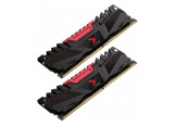 Mémoire PNY XLR8 DIMM DDR4 3200MHz 16Go - kit 2x8Go