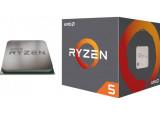 AMD Ryzen 5 2600 Wraith Stealth - Hexa core - 3,4 GHz - Socket AM4