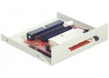 """Lecteur de carte Compact Flash sur port IDE - en baie 3""""1/2"""