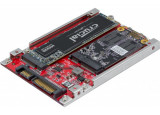 "DEXLAN Disque SATA 2,5""  pour SSD M.2. SATA ou mSATA"