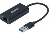 DEXLAN Adaptateur USB 3.0 aluminium vers résau GIGABIT