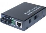 Convert RJ45 10/100 - fibre 100FX multimode SC 2KM avec LFR