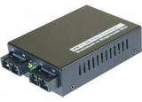 Convertisseur fibre optique Gigabit multimode vers monomode
