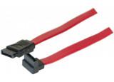 Câble sata coudé vers le haut - 50 cm