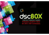 DscBOX extension 200 à 300 utilisateurs pour DscBOX Silver
