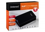 DD EXT. 3.5'' INTENSO MEMORY CENTER USB 3.0 - 2To Noir