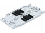 DEXLAN Cassette d'épissure 24 pour protections à pincer (sans couvercle)