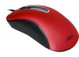Souris ergonomique SHAPE 3D USB rouge