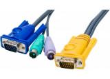 Cable kvm E5 ATEN 2L-52xxP - 1.8M