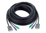 Aten 2L-1020P/C cordon kvm PS2 - 20,00M