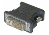 Adaptateur DVI m / VGA f