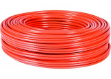 Câble Ethernet Multibrins F/UTP CAT6A LSOH ROUGE - 100M