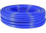 Câble Ethernet CAT5e F/UTP multibrin - Bleu - 100m