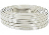 Câble Ethernet CAT5e LSOH F/UTP multibrin - Gris - 100m