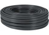 Câble ethernet monobrin F/UTP CAT6A extérieur - 305M