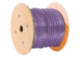 Dexlan cable monobrin F/UTP CAT6 violet LS0H RPC Dca - 305 m