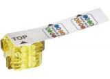LEONI MegaLine Connect45 Cable Plug Monobrin (lot de 25)