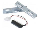 """Kit de montage 3,5"""" / 2,5"""" (rails, vis & adaptateur ide)"""