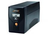 Onduleur X3 EX LCD USB 650VA Infosec