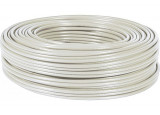 Câble Ethernet Multibrins F/UTP CAT6 GRIS - 100M